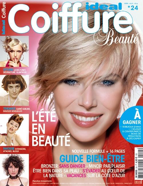 Ideal Coiffure & Beauté n°24