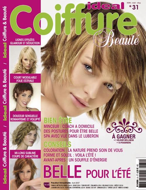 Ideal Coiffure & Beauté n°31