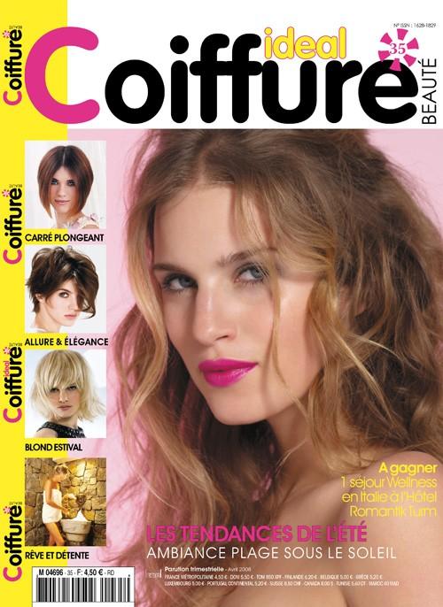 Ideal Coiffure & Beauté n°35