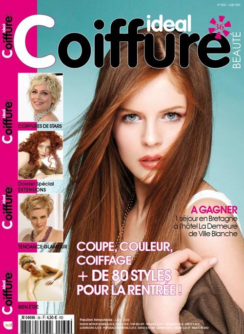 Ideal Coiffure & Beauté n°36