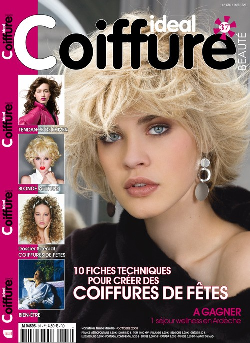 Ideal Coiffure & Beauté n°37