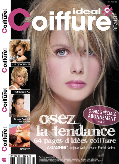Ideal Coiffure & Beauté n°38