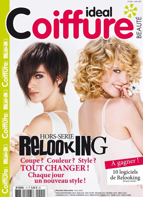 Ideal Coiffure & Beauté Hors-série Relooking