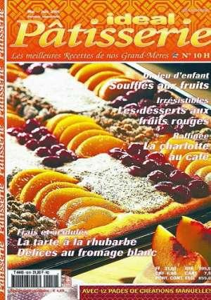 Ideal Pâtisserie n°10 (ancienne formule)
