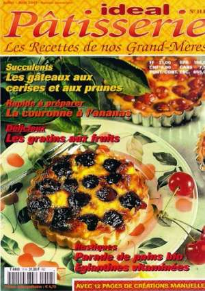 Ideal Pâtisserie n°11 (ancienne formule)