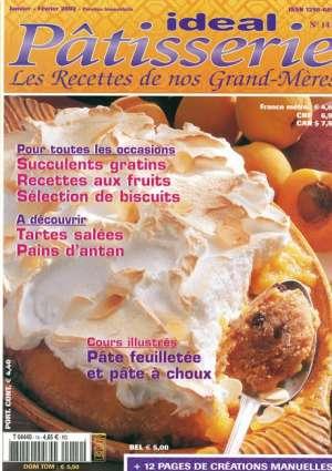 Ideal Pâtisserie n°14 (ancienne formule)