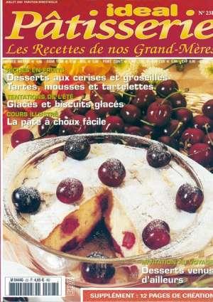 Ideal Pâtisserie n°23 (ancienne formule)