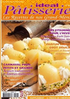 Ideal Pâtisserie n°26 (ancienne formule)