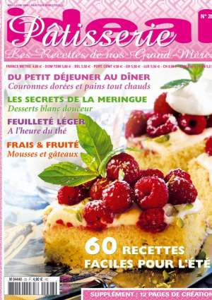 Ideal Pâtisserie n°28 (ancienne formule)