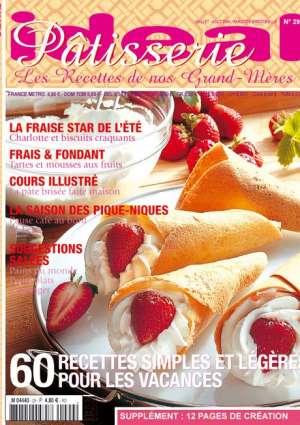 Ideal Pâtisserie n°29 (ancienne formule)