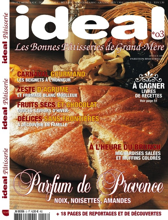 Ideal Pâtisseries n°3