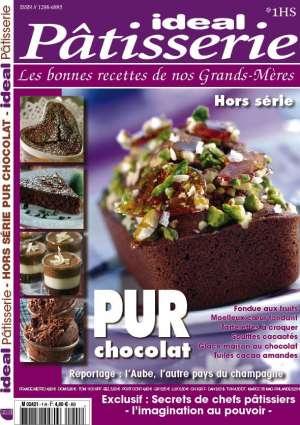 Ideal Pâtisseries Hors-Série Pur Chocolat