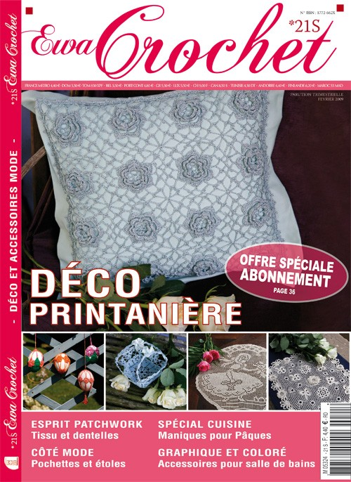 Ewa Crochet n°21