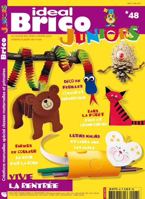 Ideal Brico Juniors n°48