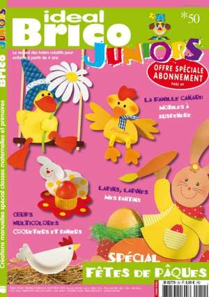 Ideal Brico Juniors n°50