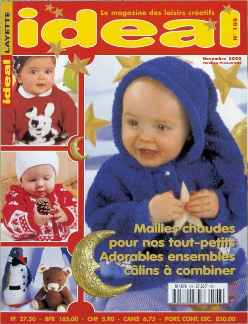 Ideal Layette n°108