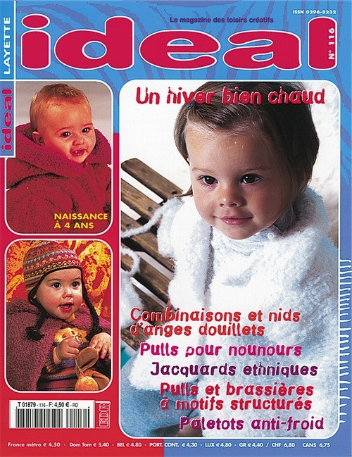 Ideal Layette n°116
