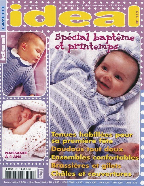 Ideal Layette n°117