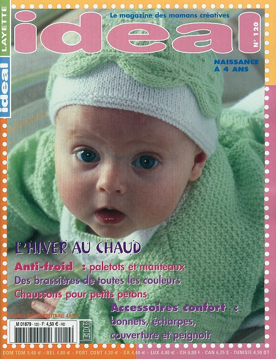 Ideal Layette n°120