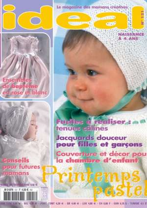 Ideal Layette n°121