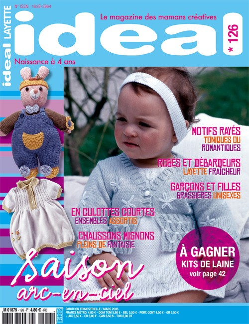 Ideal Layette n°126