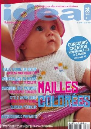 Ideal Layette n°134