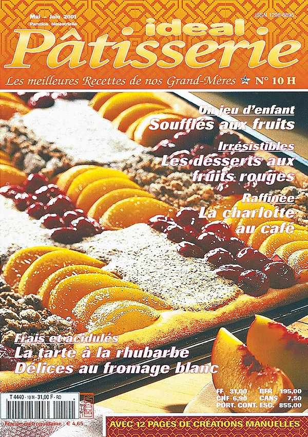 Ideal Pâtisserie n°10