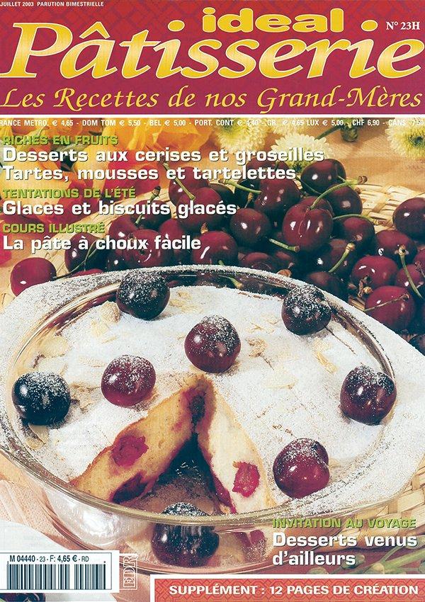 Ideal Pâtisserie n°23
