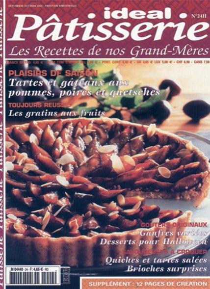 Ideal Pâtisserie n°24