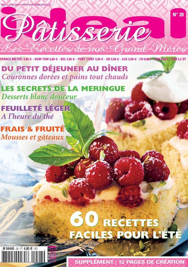 Ideal Pâtisserie n°28