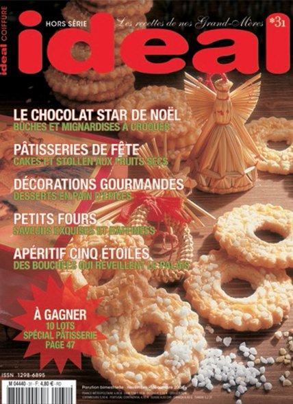 Ideal Pâtisserie n°31