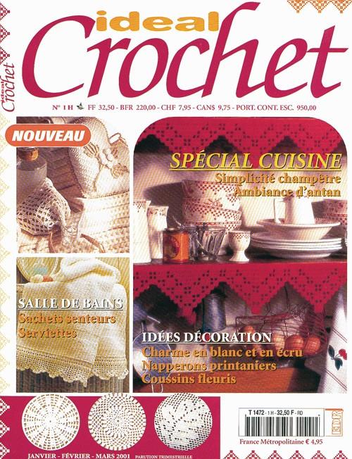 Ideal Crochet n°1