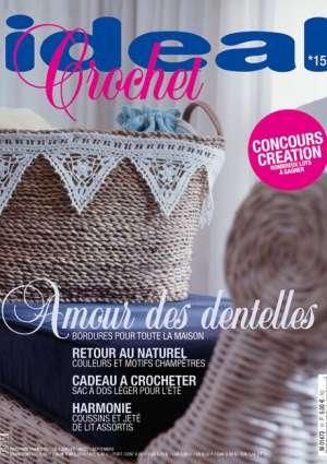Ideal Crochet n°15
