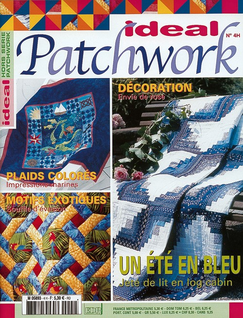 Ideal Patchwork n°4