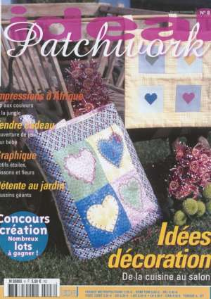 Ideal Patchwork n°8