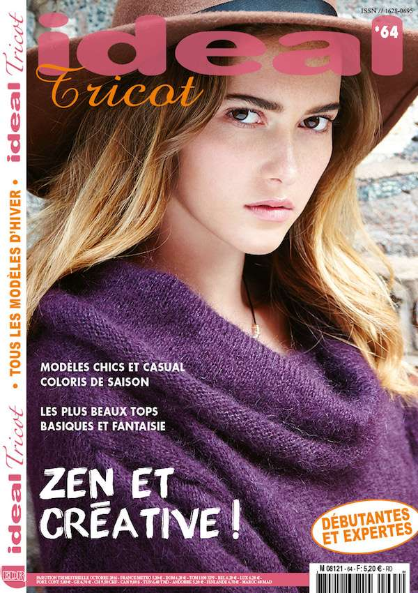 Magazine Ideal Tricot n 64