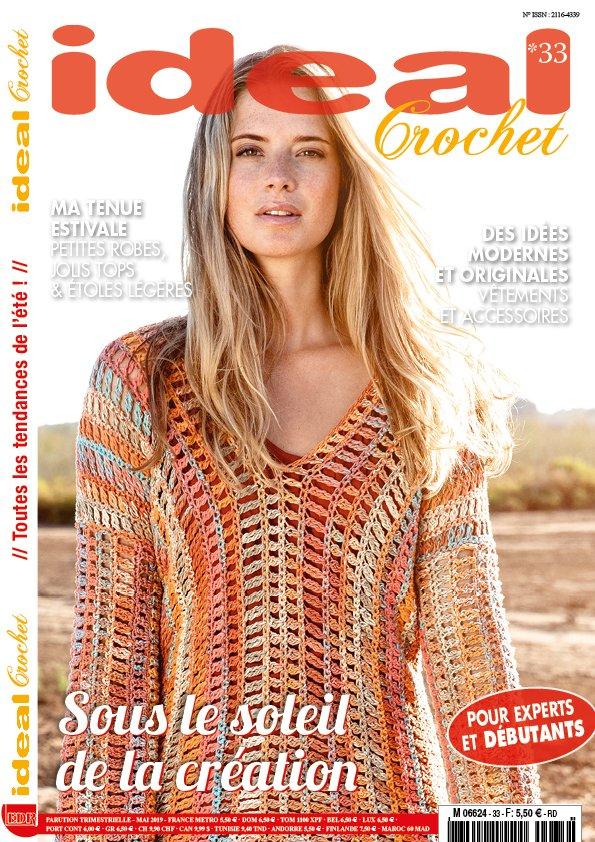 couverture ideal crochet