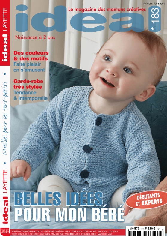 catalogue ideal layette 183
