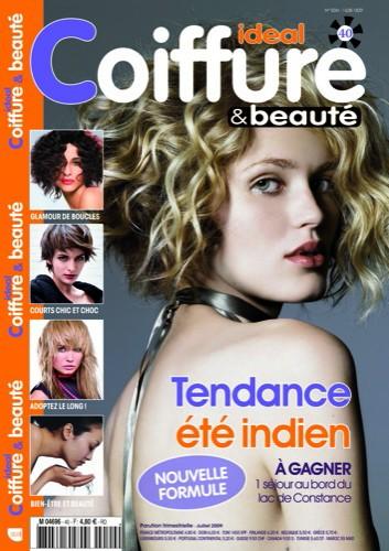 Ideal Coiffure & Beauté n°40