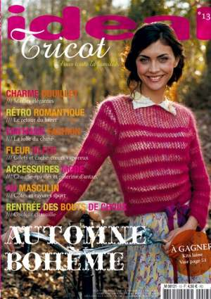 Ideal Tricot n°13