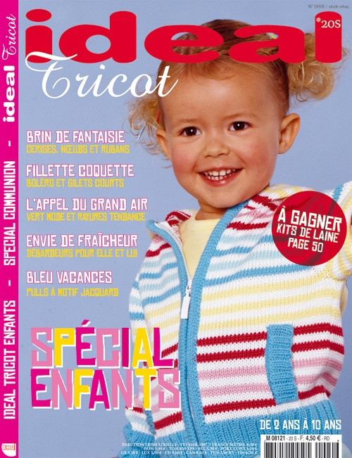 Ideal Tricot n°20