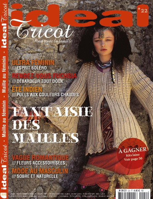 Ideal Tricot n°22