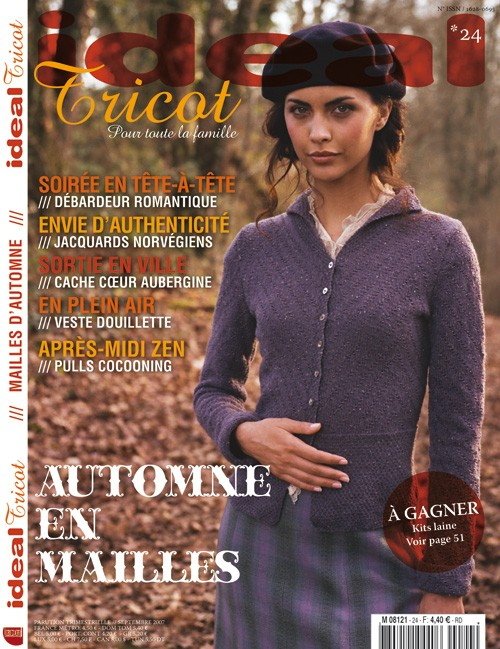 Ideal Tricot n°24