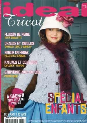 Ideal Tricot n°25