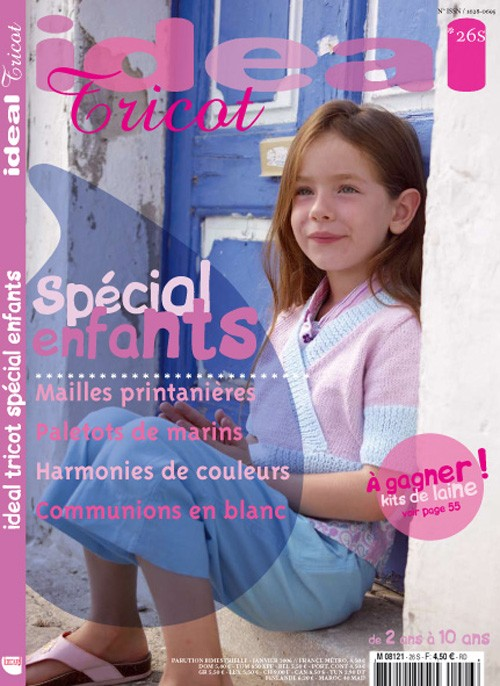Ideal Tricot n°26