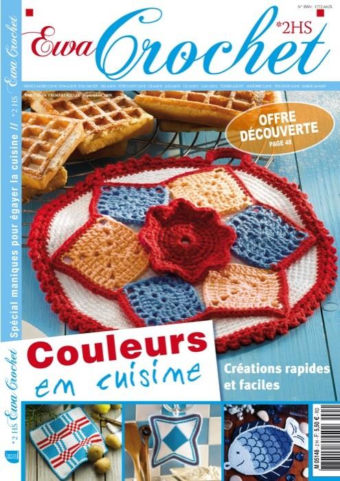 Ewa Crochet Hors-Série n°2