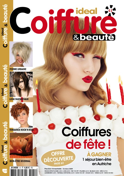 Ideal Coiffure & Beauté n°41