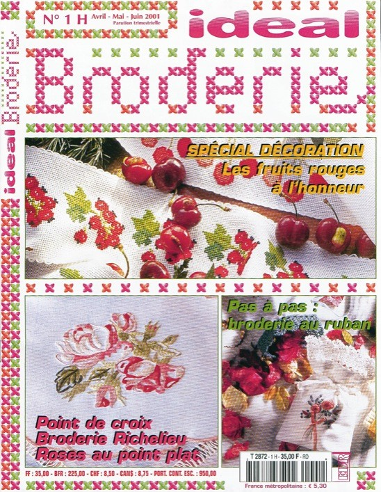 Ideal Broderie n°1