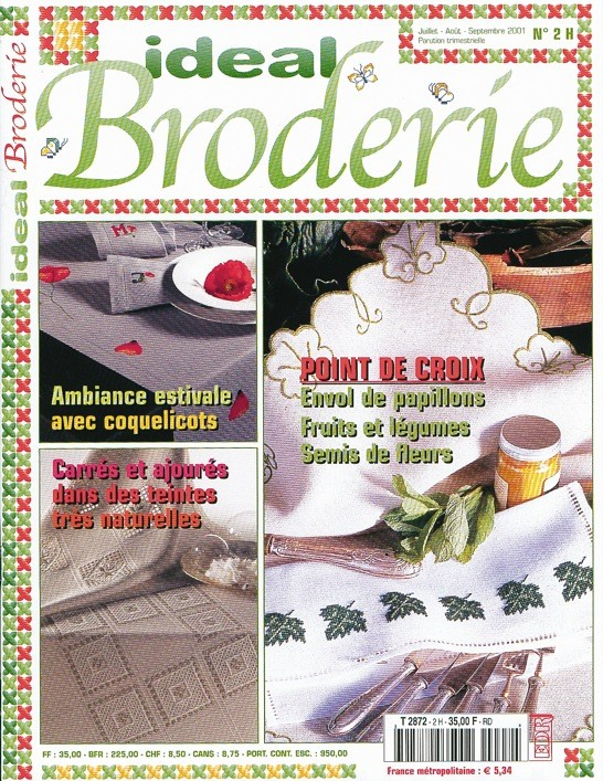Ideal Broderie n°2