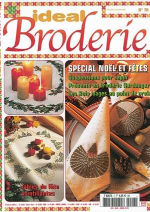 Ideal Broderie n°7